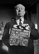 Alfred Hitchcock POSTER-varie taglie-prezzo include UK POST - (1)