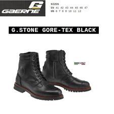 Stivali CAFE' RACER moto GAERNE G.STONE GORE-TEX black nero 2439001