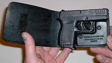 Wallet Holster For Full Concealment - Diamondback .380 - Kevin's Concealment