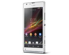 Original Genuine New Sony Xperia SP C5303 8GB White Sim Free LTE 4G Smartphone