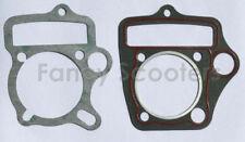 110cc 4-stroke Enigne Cylinder Gasket set for ATVs, Dirt bikes, Mini Choppers