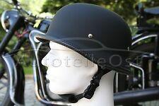 Wehrmacht Helm Motorradhelm Stahlhelm Größe S M L XL XXL  +NEU+