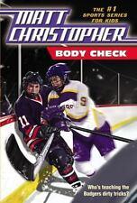 Body Check: By Christopher, Matt