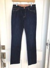 Jonathan Adler 7 for all Mankind AU0104694 Highwaist Straight Leg Jeans 24 25 26