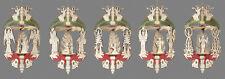 Miniatur Hängepyramide Weihnachten Erzgebirge