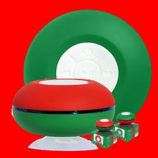 LED Wireless Portable 2.4GHz Bluetooth HiFi Speakers Stereo Speaker w/ Gift Box