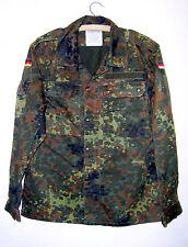 Bundeswehr Feldbluse weiblich BW Feldbluse Feldhemd Jacke Flecktarn DAMEN