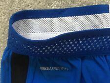 Mens Nike Aeroswift Vapor 1 Knit Shorts Running Gym Fitness Football Holiday NEW