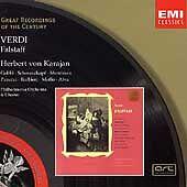 Verdi: Falstaff  (1956)  Music-Good Condition