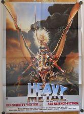 HEAVY METAL (Pl. '82) - ZEICHENTRICK / FANTASY