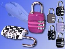 Case Lock with Code, Travel, Luggage Lock, Padlock