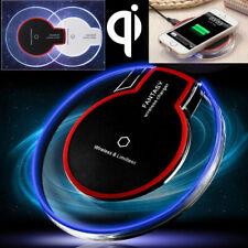 Qi Ladegerät kabelloses Induktive Ladestation Schnellladestation Samsung Galaxy