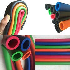 1M Fitness Equipment Handle Bars Thermal Insulation Pipe Sponge Foam Rubber Tube