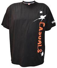 Übergrößen !!! Designer T-Shirt HONEYMOON   Casual Blob   3XL bis 6XL