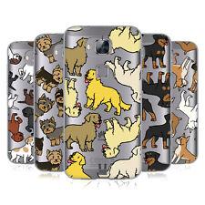 Head Case Designs Dog Breed Patterns 3 Soft Gel Case For Huawei Phones 2