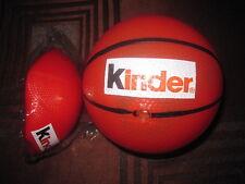 PROMO KINDER 11 CM MINI BALLON BASKET BALL NEUF TONY PARKER COLLECTOR