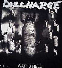 Discharge - War Is Hell shirt / New / S  M  L XL XXL (Black) Punk D-Beat