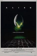 62797 Alien Retro Classic Film ( 1979 ) Wall Print Poster CA