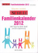 Jacobs – Familienkalender 2012 – Tages-Abreiß-Kalender 2012 rar FOCUS Schule