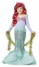 California Costumes Girls Little Mermaid Costume Dress