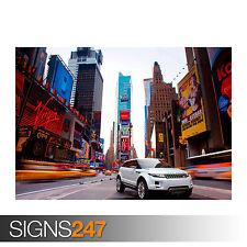 RANGE Rover Lrx (0760) POSTER STAMPA ARTE A0 A1 A2 A3-seconda metà prezzo!