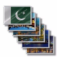 PK - Pakistan - frigo calamite frigorifero souvenir magneti fridge magnet