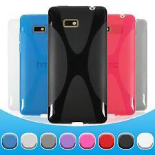 Coque en Silicone HTC Desire 600 - X-Style  + films de protection