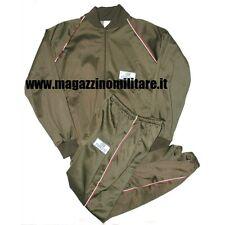 Tuta Ginnica Militare ESERCITO ITALIANO Nuova e Originale