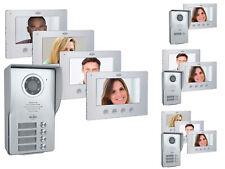 Video Haussprechanlage Ein bis Mehrfamilienhaus mit Kamera - Haustürsprechanlage