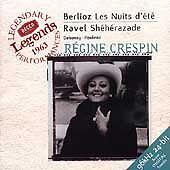 Regine Crespin - Berlioz, Ravel, Debussy, Poulenc (CD, Decca) Ansermet