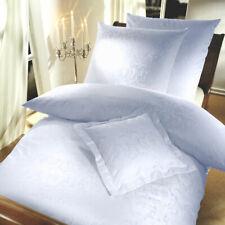 Curt Bauer Mako-Brokat-Damast Bettwäsche Florenz 2680-0000 weiß Kissenbezug