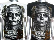 Tattoo'ed Religion Gypsy Cruz All Star True G-Angels Hardy Saints Jeans T-SHIRT
