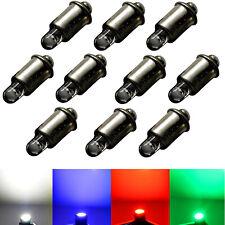 10 x LED MS4 E 5,5 Lampen - für Märklin Glühlampen Birnen Modellbahn TT H0 Bahn