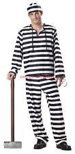 Jailbird Mens Costume