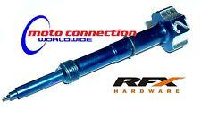 Blue RFX Fuel screw mixture adjuster Keihin FCR carb YAMAHA YZF 250 / 426 / 450