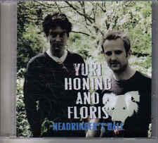 Yuri Honing and floris-HEadringers Ball Promo cd single
