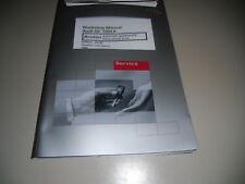 Werkstatthandbuch Manual Audi A8 D2 Gearbox 01K 09/1998