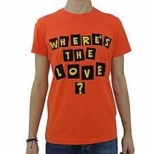 John Galliano t-shirt where's the love?, where's the love? t-shirt