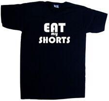 Eat My Shorts Funny V-Neck T-Shirt