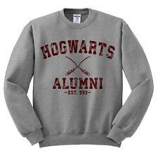 Hogwarts Sweater Alumni Hoodie Sweatshirt Harry Potter Shirt Gift Wizard