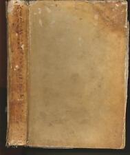 1773 DIZIONARIO FILOSOFICO DELLA RELIGIONE VOL. I  BONSI LEGGERE DESCRIZ