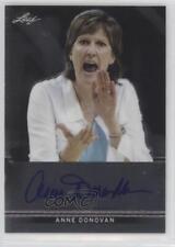 2012-13 Leaf Metal #BA-AD3 Anne Donovan Auto Autographed Basketball Card