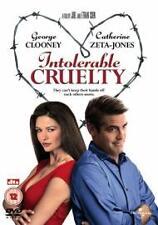 Intolerable Cruelty DVD (2004) George Clooney  catherine zeta jones