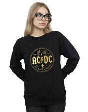 AC/DC Damen Rock N Roll Damnation Sweatshirt