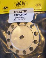 Roulette cable accelerateur 60mm VN pour Mikuni - Throttle cable drum for PWC