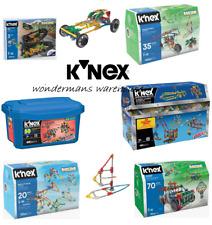 K 'nex de construcción y juego de Modelo de juguete de construcción - 12450/17010/12418 y más-Nuevo