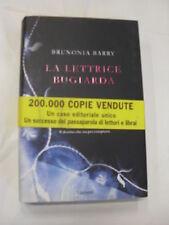 BARRY B. LA LETTRICE BUGIARDA GARZANTI ED. 1°EDIZIONE 2009