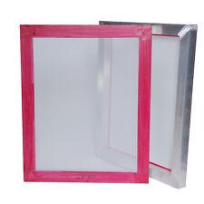 Aluminium Silk Screen 43T mesh, printing frame print A3
