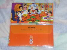 Brand New 2012 POSB red packet hong bao ang pow
