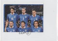 2012 Panini UEFA Euro Album Stickers #312 Italia Italy Soccer Card